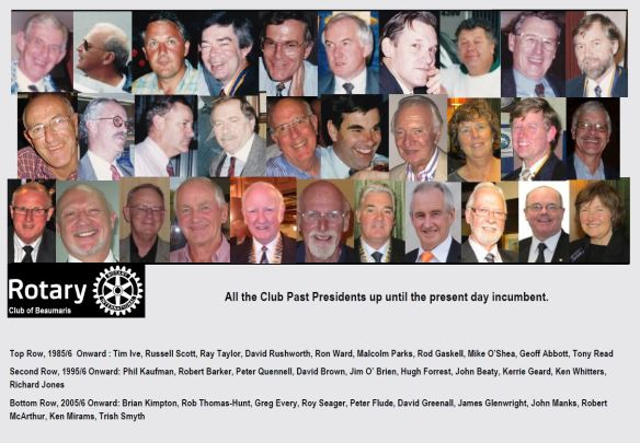30 ANNIV PAST PRESIDENTS