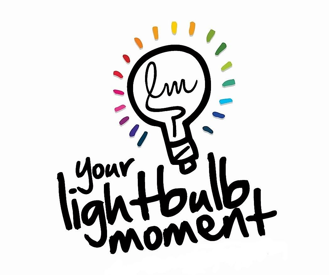 YOUR LIGHTBULB MOMENT IMAGE